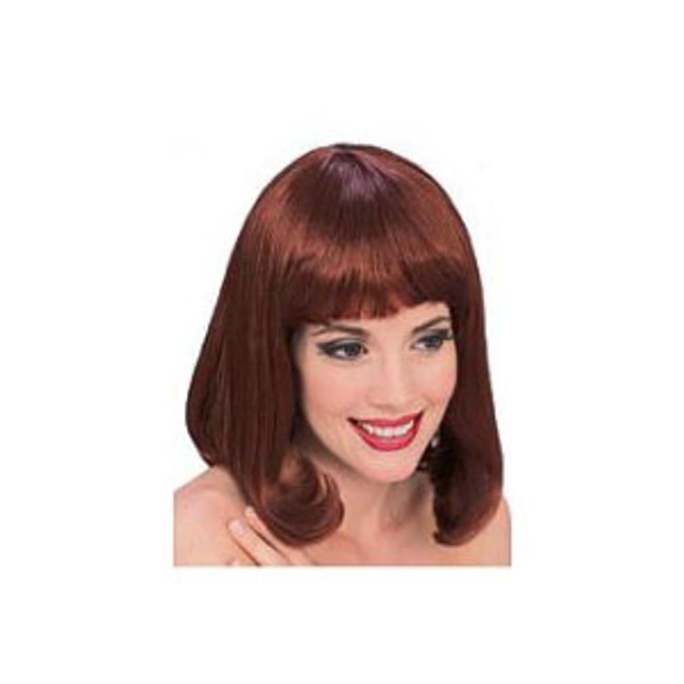 Peggy Sue - Auburn Wig