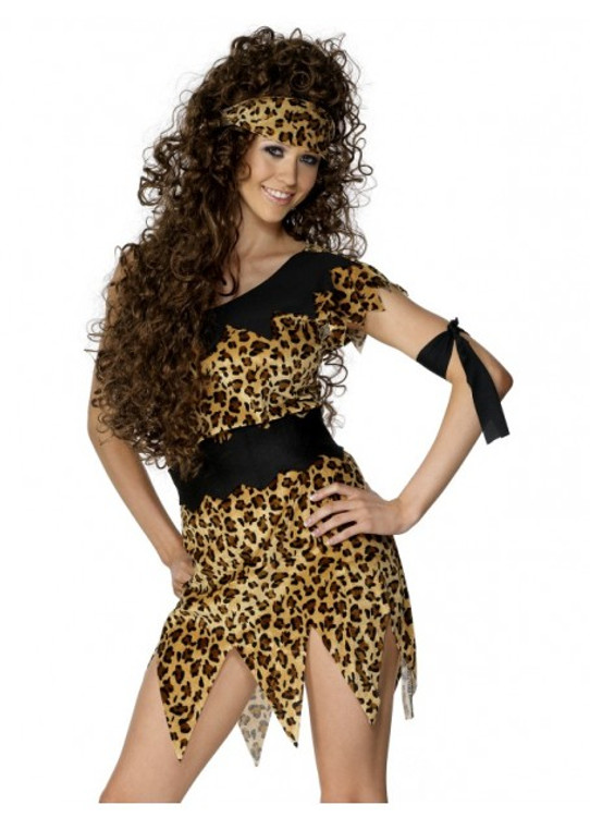 Cavewoman Womens Costume