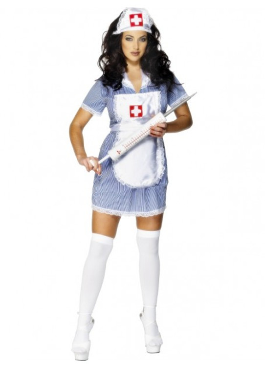 Nurse Naughty Womens Costume
