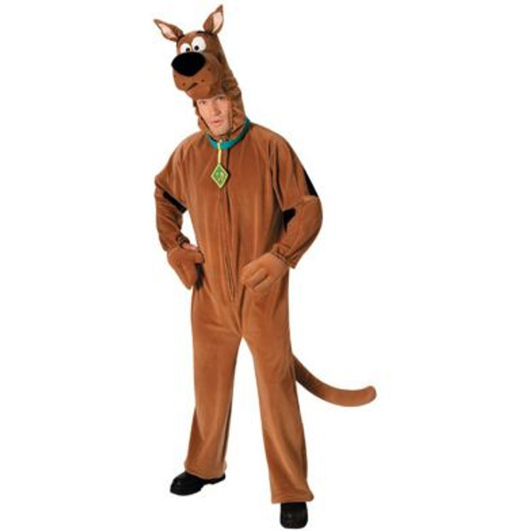 Scooby Doo - Deluxe Adult Costume