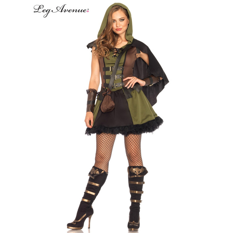 Robin Hood Darling Womens Costume