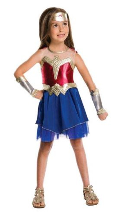 Wonder Woman Dawn of Justice Girls Costume