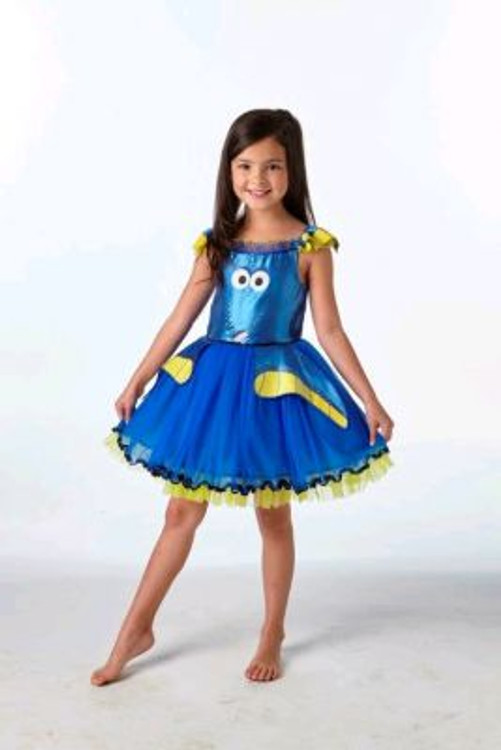 Dory Finding Dory Deluxe Tutu Costume  sc 1 st  Costume Direct & Disney Costumes Disney Cartoon Character Costumes | Costume Direct