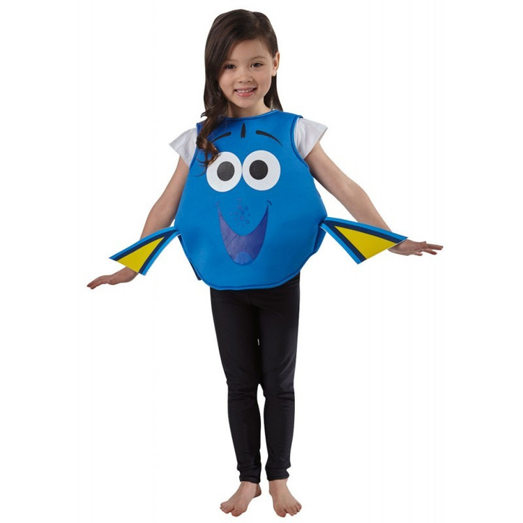 Dory Finding Dory Tabard Kids Costume