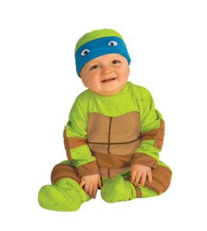 Teenage Mutant Ninja Turtles- Onesie Infant Costume