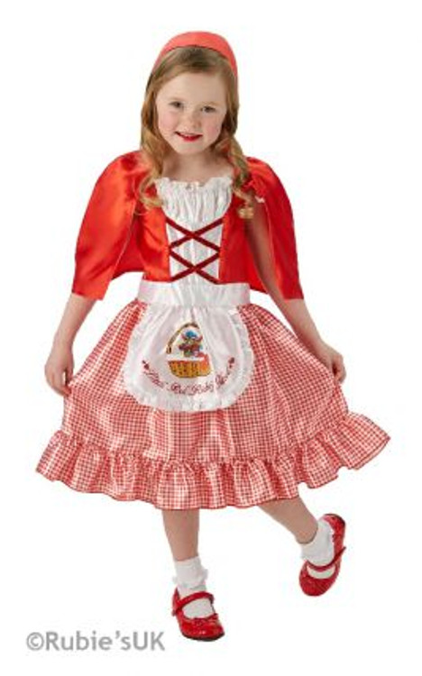Little Red Riding Hood Kids Costume