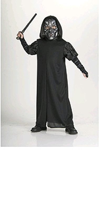 Harry Potter Death Eater Tween Costume