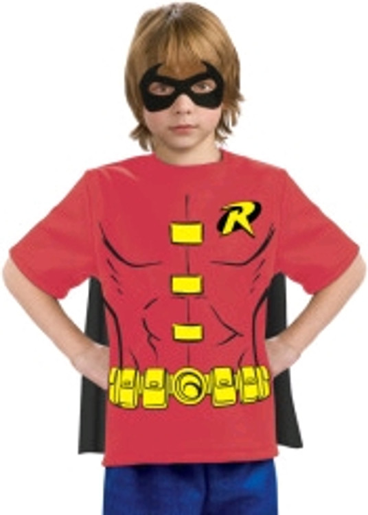Batman Robin T-shirt Kids Costume