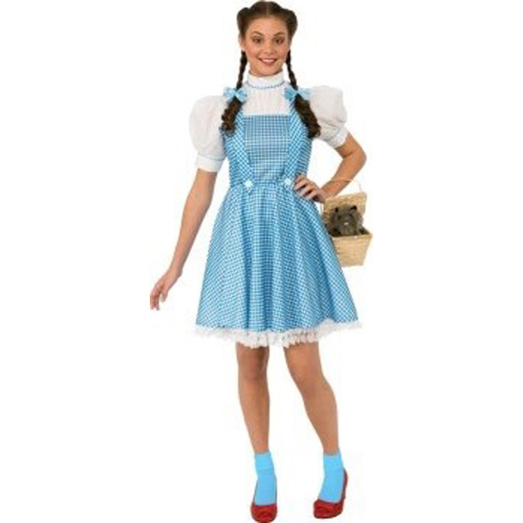 Wizard of Oz - Dorothy Halloween Sensations Teen Costume  sc 1 st  Costume Direct : teenage fairy costume - Germanpascual.Com