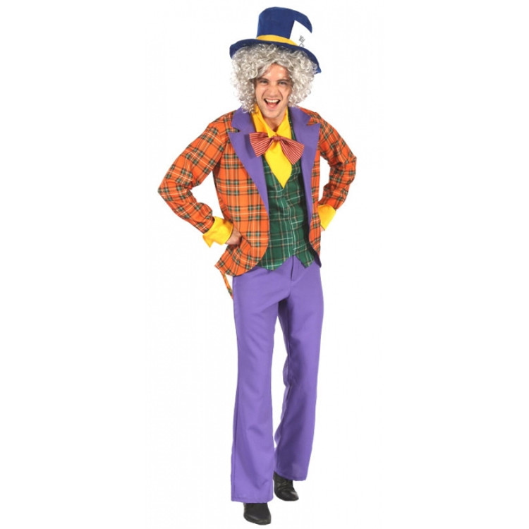 Alice in Wonderland Mad Hatter Magician Mens Costume  sc 1 st  Costume Direct & Disney Costumes Disney Cartoon Character Costumes | Costume Direct