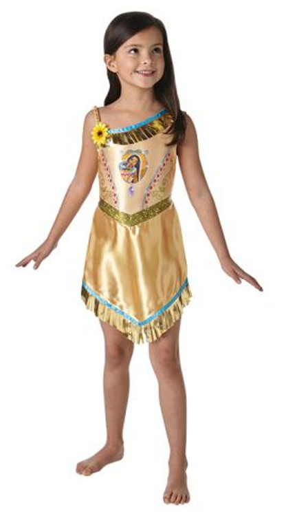 Fairytale Pocahontas Dress