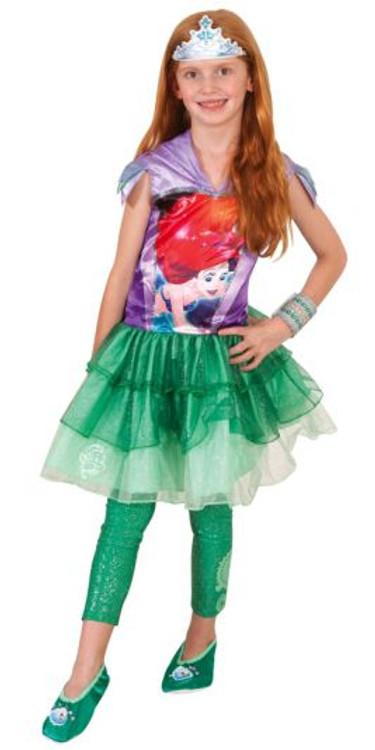 Ariel Hooded Costume Child