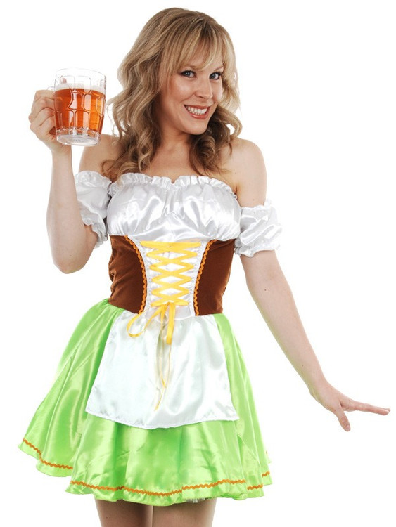 Oktoberfest Dress Womens Costume