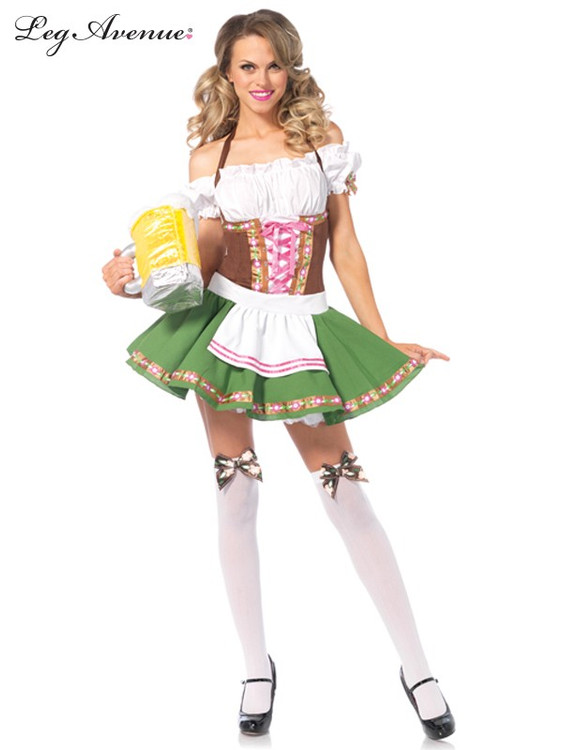 Oktoberfest Gretchen Womens Costume