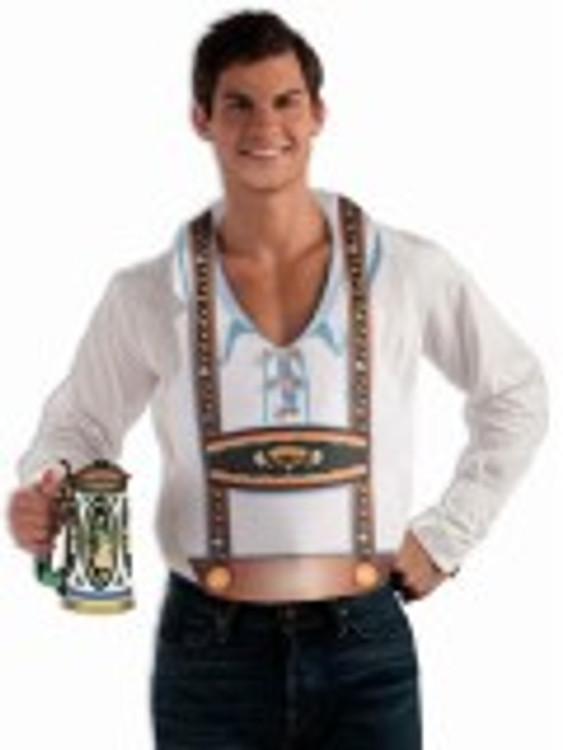 Oktoberfest Vest Male Costume