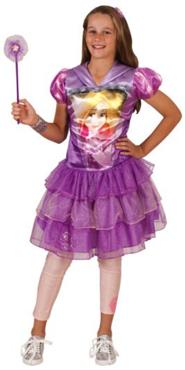 Rapunzel Hooded Dress Child