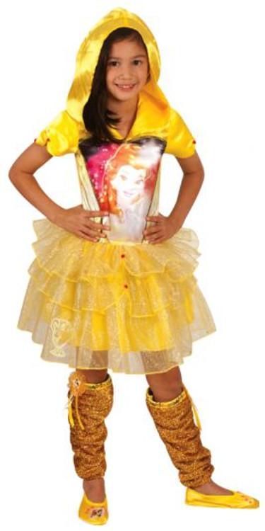 Belle Hooded Dress Child