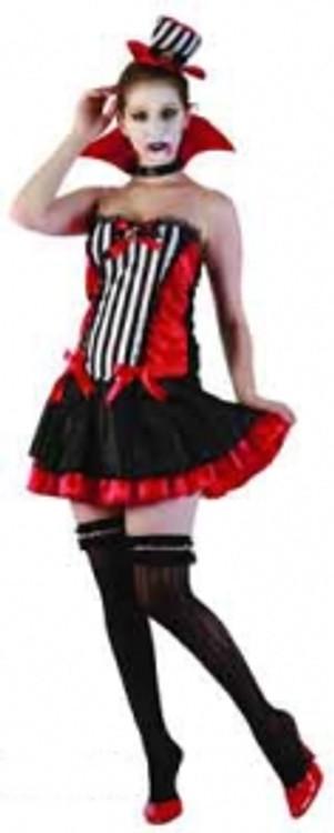 Vampire Madam Womens Costume