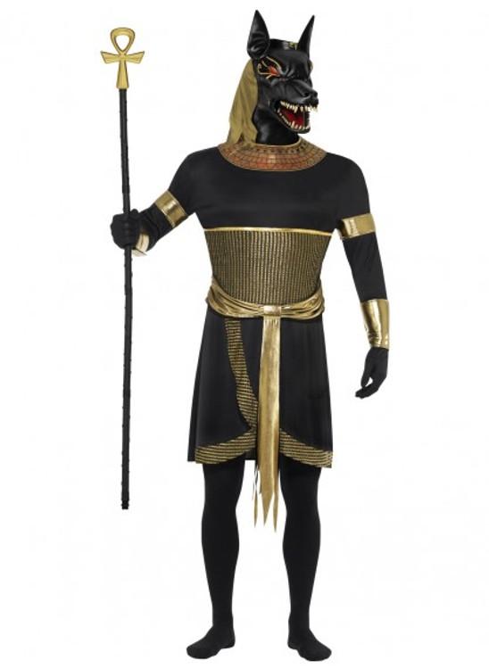 Anubis the Jackal Roman Costume