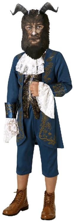 Beauty and the Beast - Live Action Beast Kids Costume