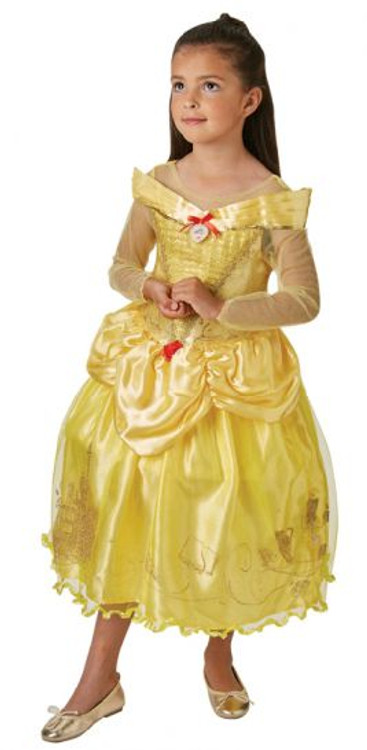 Belle Ballgown -  Beauty and the Beast Disney Girls Costume