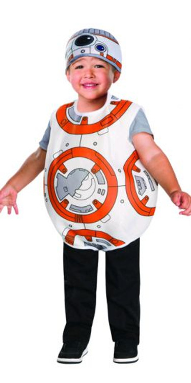 Star Wars - BB-8 Toddler Costume