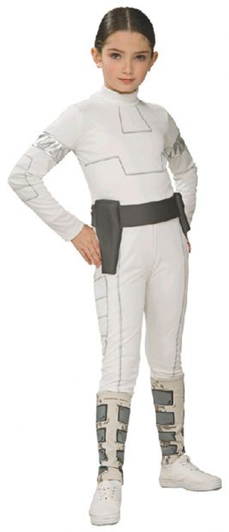 Star Wars - Padma Amidala Deluxe Girls Costume