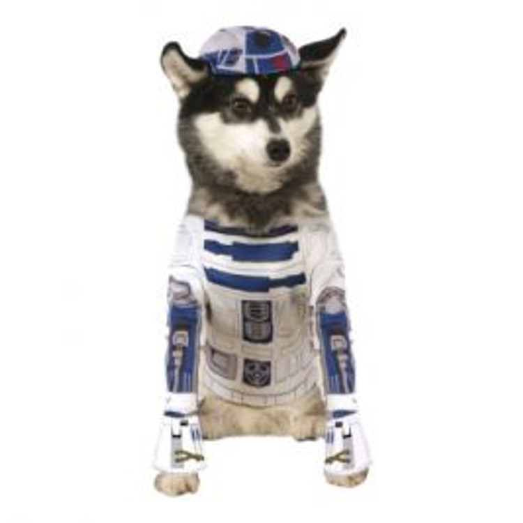 Star Wars - R2-D2 Pet Costume