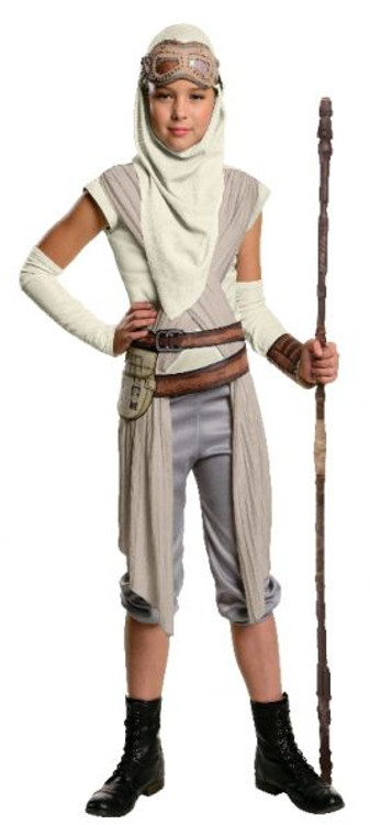 Star Wars - The Force Awakens Rey Mask and Hood Child