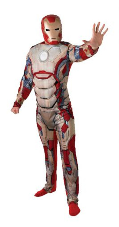 Iron Man 3 Adult Costume  sc 1 st  Costume Direct & Iron Man Costumes | Iron Man Costume Australia from Costume Direct