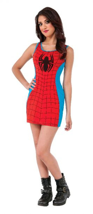 Spiderman - Spider-girl Tank Dress