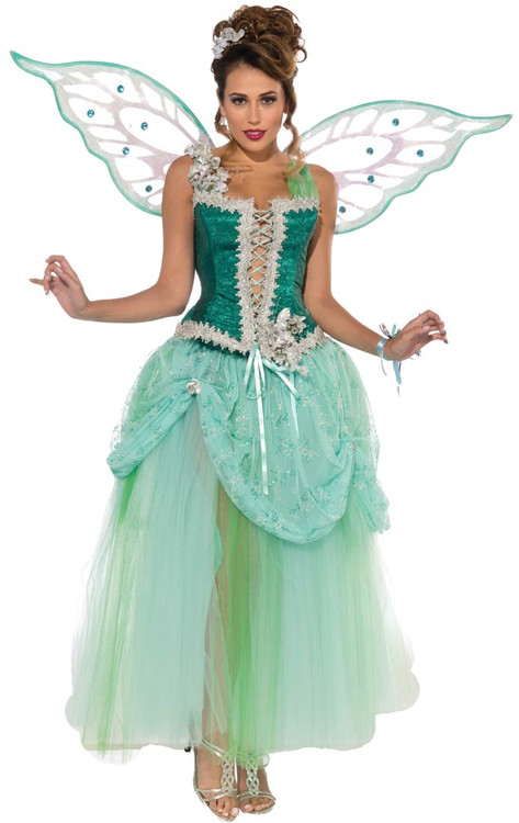 Fairy Emerald Womens Costume