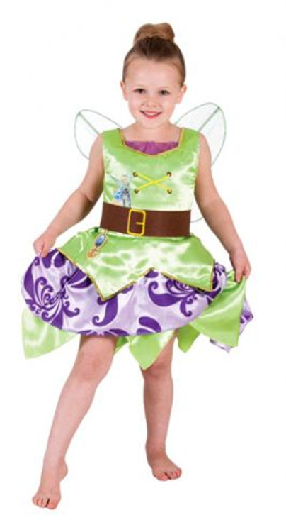 Tinker Bell Pirate Deluxe Playtime Girls Costume
