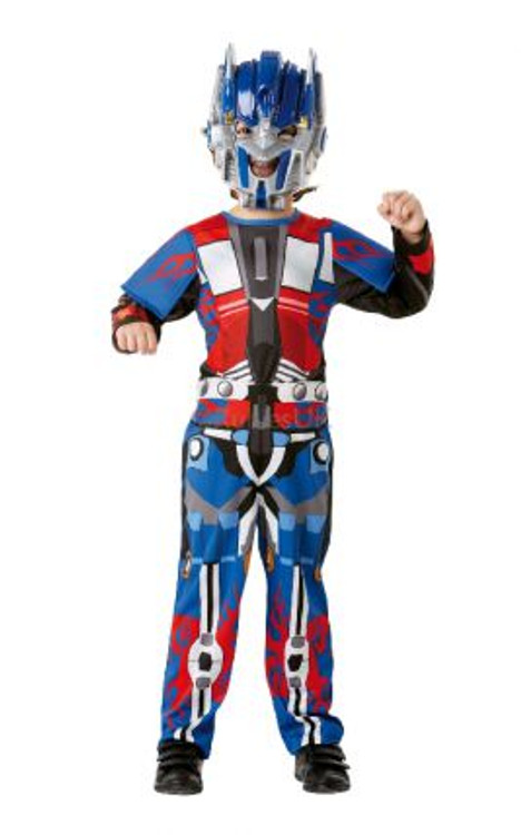 Transformers Optimus Prime Kids Costume