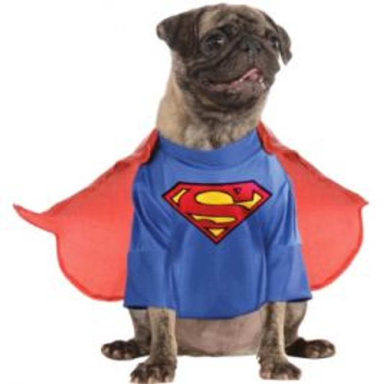 Superman Deluxe Pet Costume