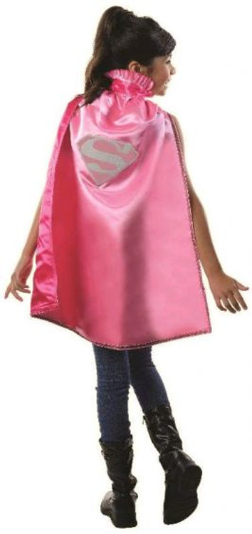 Supergirl Girls Cape