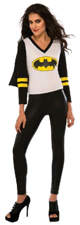 Batgirl Sporty Womens TShirt
