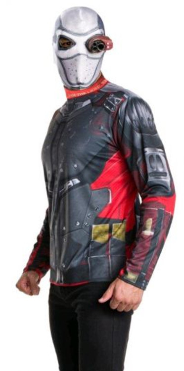Suicide Squad - Deadshot Teen Costume Kit