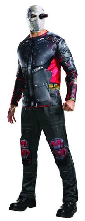 Suicide Squad - Deadshot Mens Costume