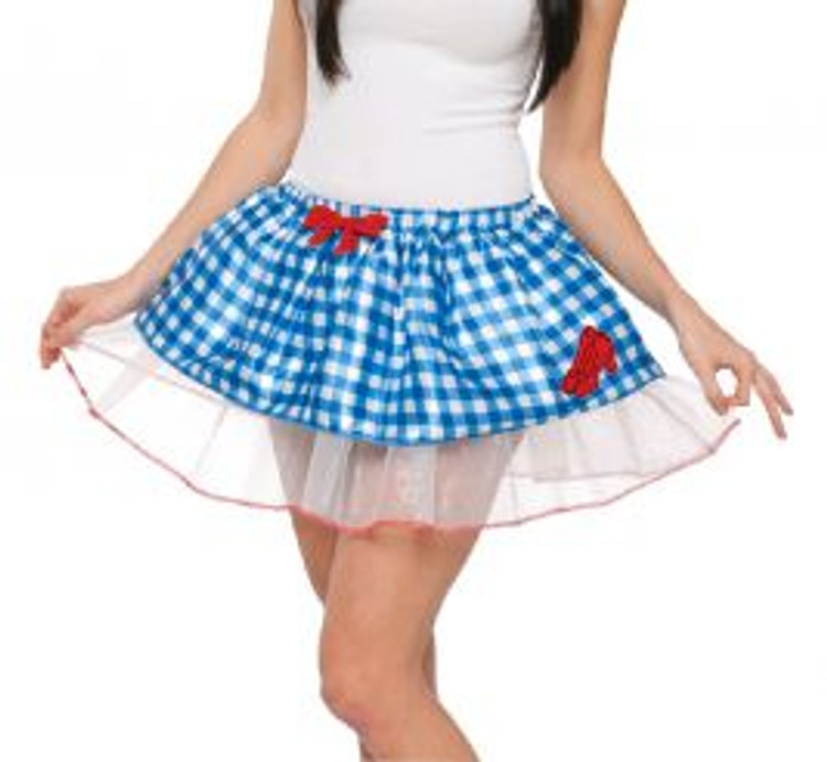 Wizard of Oz - Dorothy Womens Tutu