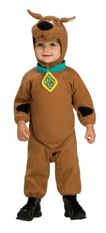 Scooby Doo Baby Costume