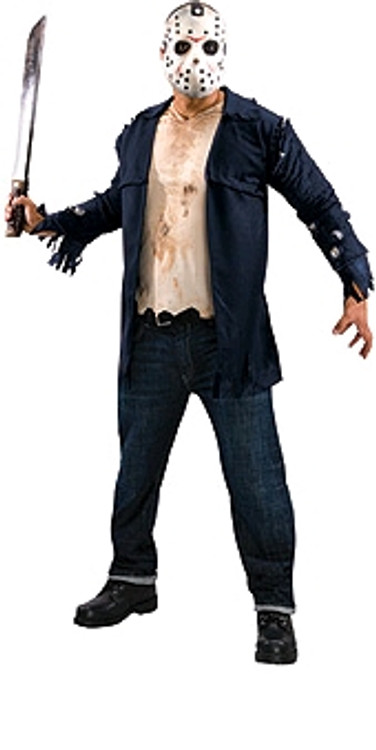 Friday 13th Jason Mens Costume