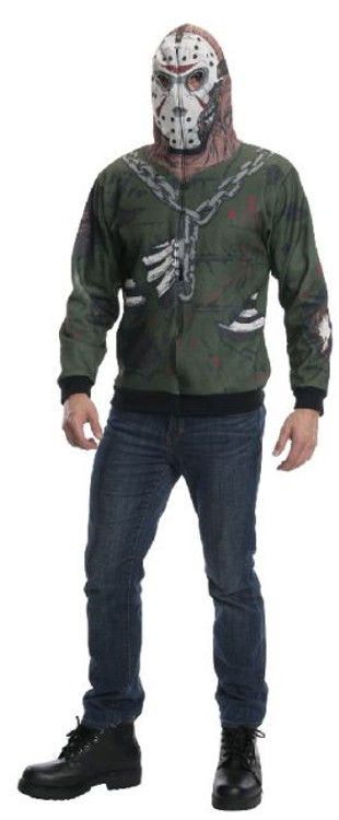 Friday 13th Jason Adult Hoodie