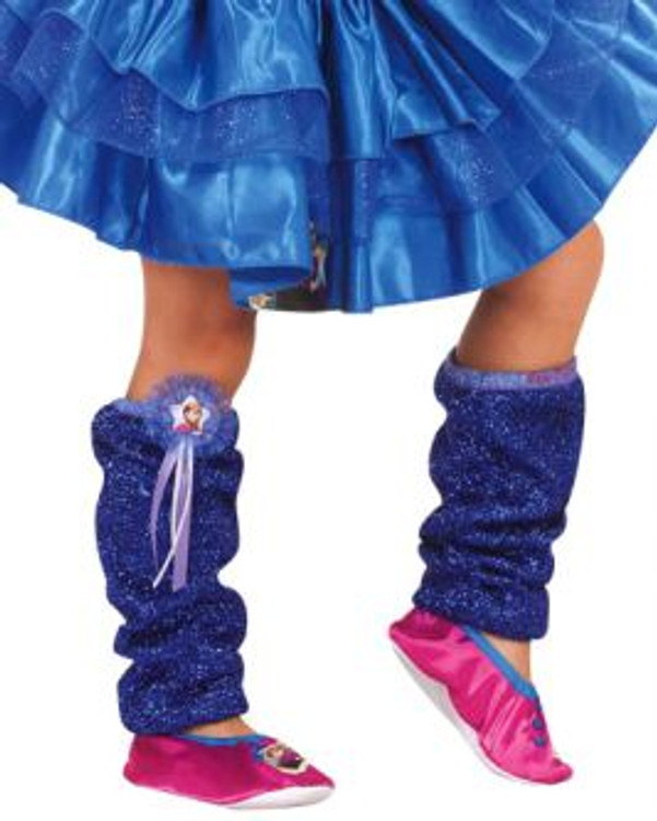 Frozen Anna Girls Leg Warmers