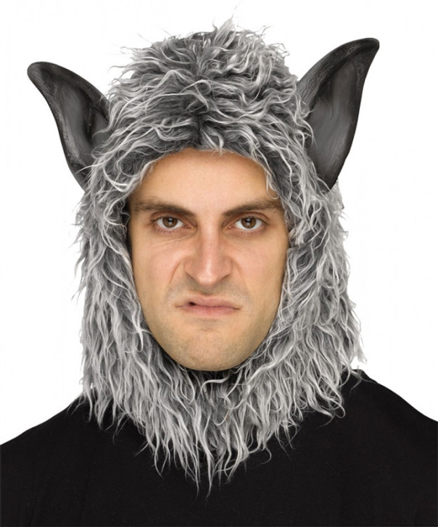 Wolf Beast Mask Hood