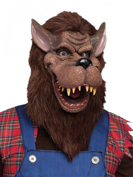 Wolf Big Bad Beast Mask