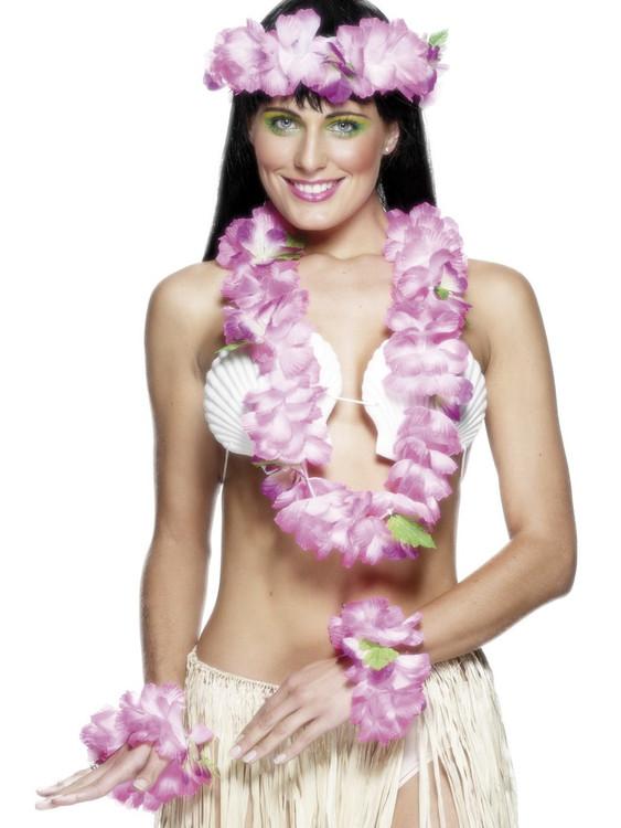 Hawaiian Pink Set