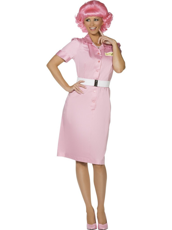 Grease Frenchy Womens Costume
