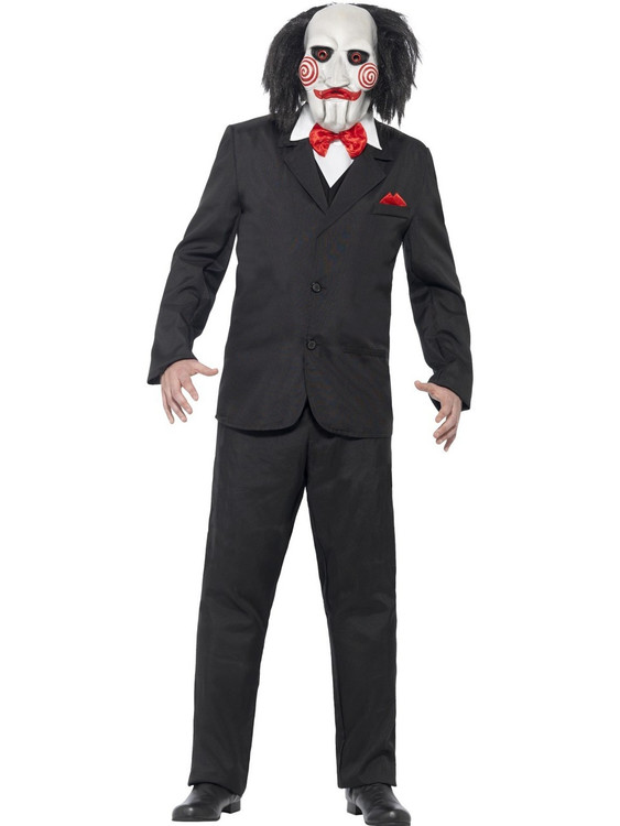 Saw Jigsaw Adult Costume