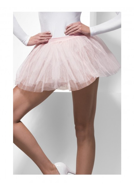 Tutu Underskirt Adult - Pink